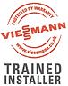Viessmann Trained boiler installer