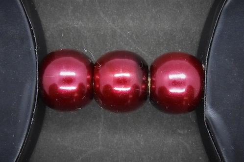 Magnet-Kugeln Rot 10mm