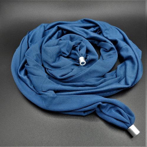 Jerseykette blau