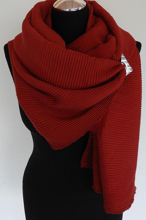 Sciarpa Molly rosso