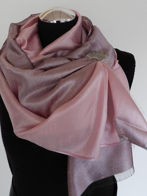 Schal Katja rosa