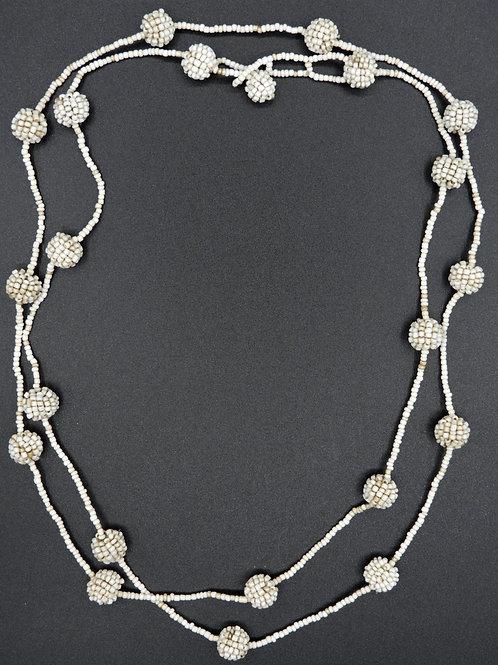 Halskette Sonja écru