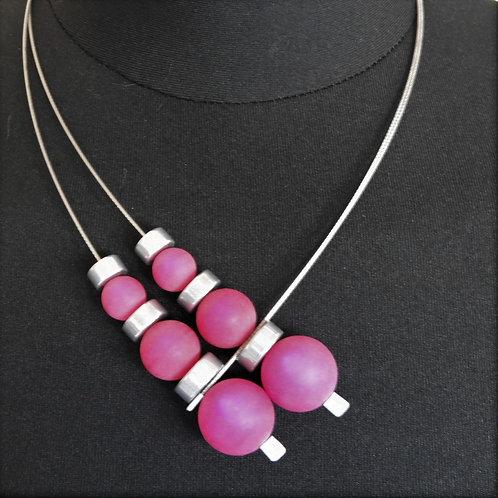 Halskette Liliane  48cm  Div. Farben