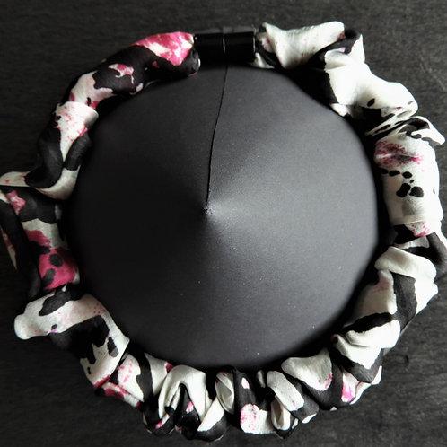 Amelie 40 Pink-Schwarz