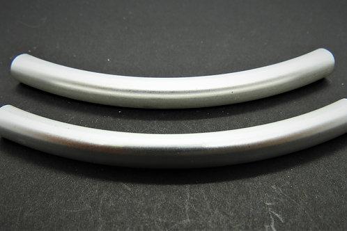 Dekor-Röhrchen Metall 2Stk