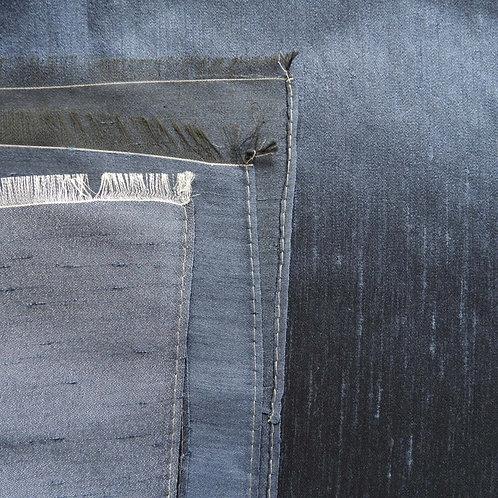 Schal Katja jeansblau