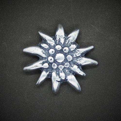 Edelweiss Maxi silber