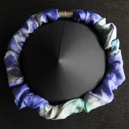 Amelie 44 Violett/Blau-Petrol