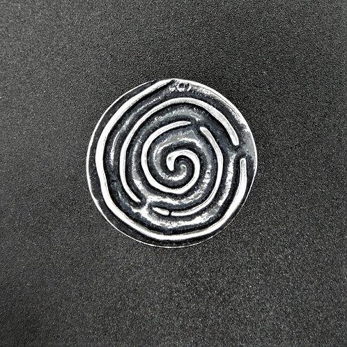 Spirale Modern argento