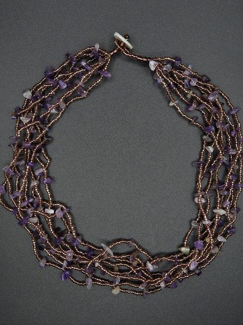 Halskette Viola