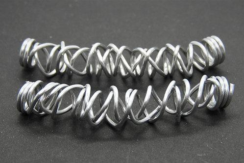 Spirale-Aluminium 2Stk