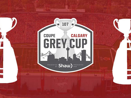 Lirim's Preparation for the Grey Cup