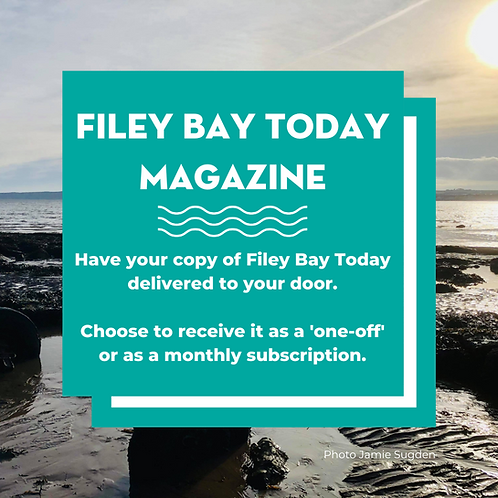Filey Bay Today Magazine - Postal