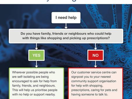 North Yorkshire pulls together community to meet coronavirus challenge