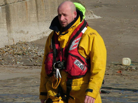 Lee Cowling - Filey Lifeboat