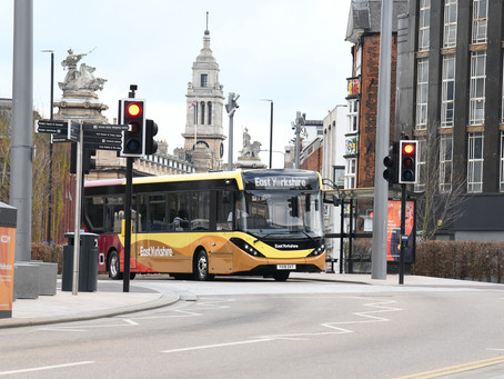 Coronavirus update: Buses change in response to lockdown