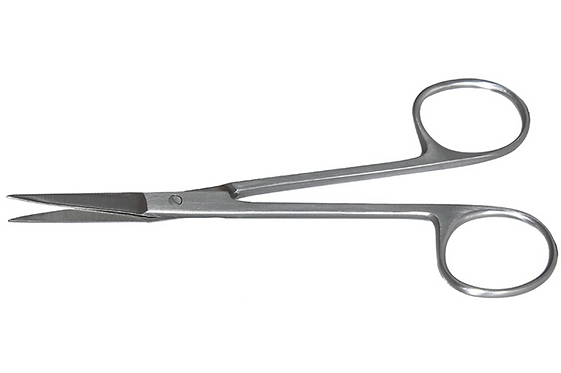 11-080 Straight Iris Scissors