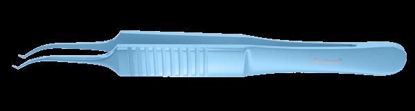 4-0541T. Castroviejo Colibri Corneal Forceps