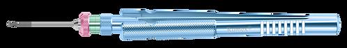 12-209-23. Curved Subretinal Scissors