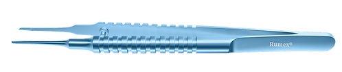 4-0551T. Straight Corneal Forceps