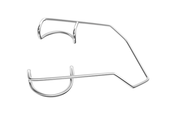 14-024 Barraquer Wire Speculum Infant Size 10mm Blades
