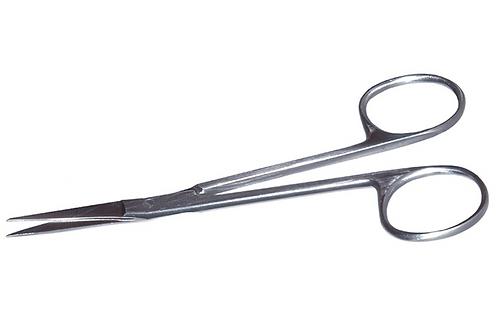 11-100 Knapp Straight Strabismus Scissors