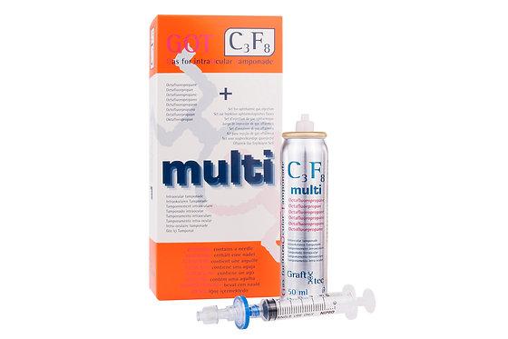 GOT Multi C3F8 (octafluoropropano puro) Alchimia - Panamerican Instruments