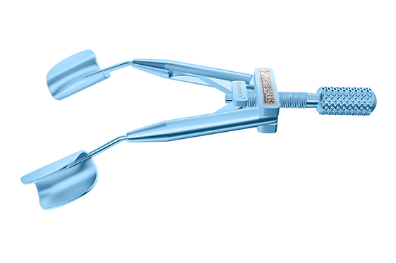 14-060 Kershner Reversible Solid Blade Speculum