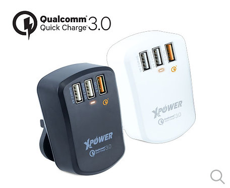 XPower WC3Q3 QC3.0 Travel Charger
