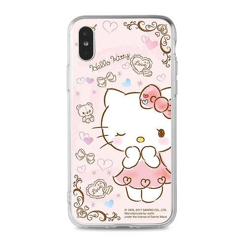 Hello Kitty 透明保護殼 (KT105)