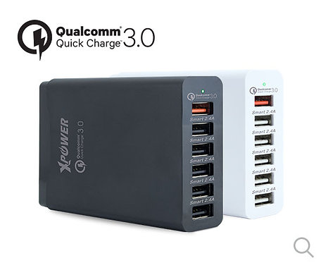 XPower DC6Q QC3.0 Smart Charger