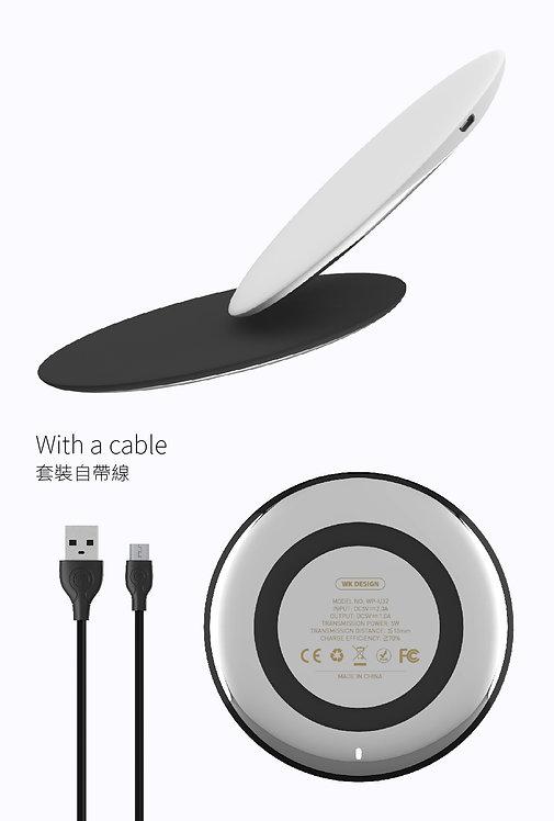 WK Design無線充電器