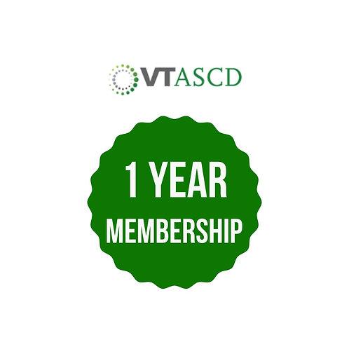 Vermont ASCD Membership