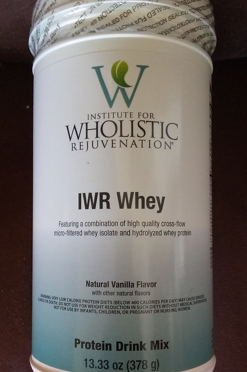 IWR Whey Protein Drink Mix