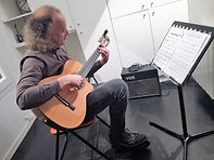 cours guitare jazz paris 10