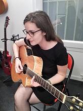 cours guitare acoustique paris 10