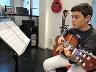 cours guitare paris 10