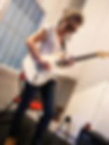 Cours guitare électrique paris 10 10