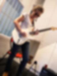 Cours guitare électrique paris 10