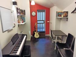 Salle des cours d'harmonie, arrangement,