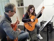 Cours guitare classique paris  1010