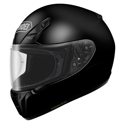 Shoei Ryd Plain Black