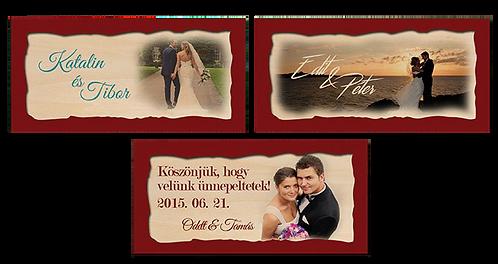 Choco Postcard