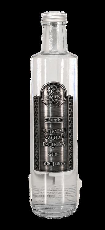 Semjéni - furmint szőlő páinka - 0,5l