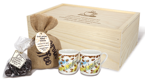 Corvin Coffee Szett - V2034