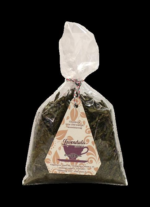 Levendula Zöld tea 30g