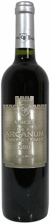 '11 Egri Cabernet Franc
