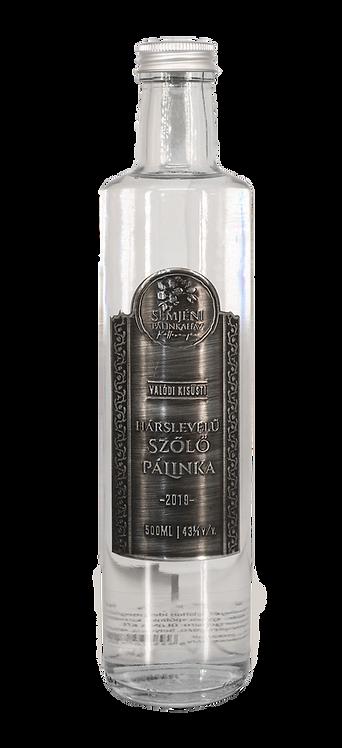 Semjéni - hárslevelű szőlő pálinka - 0,5l