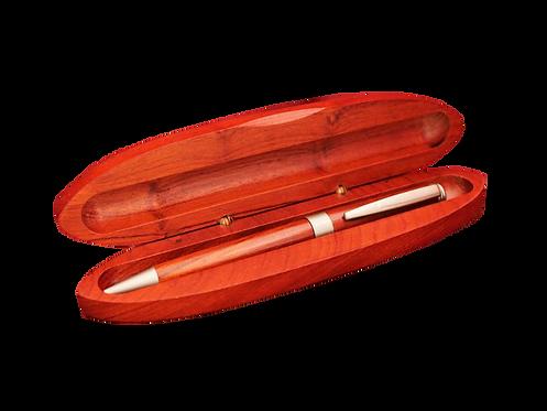Rózsafa tollkészlet 1-es