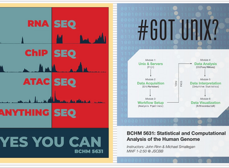 BCHM5631 Class Publishes Paper -- remote teaching success !
